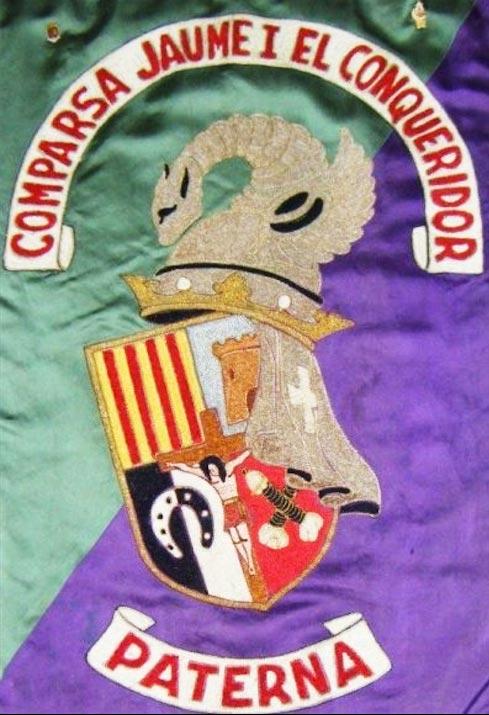 Comparsa Jaume I El Conqueridor de Paterna