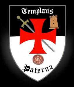 Escudo de la comparsa Cavallers Templaris