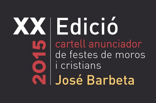 Bases del concurso del cartel anunciador de moros y cristianos de Paterna
