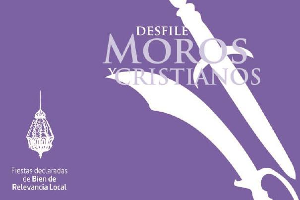 programación de Moros y Cristianos de Paterna en cinco idiomas